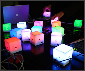 Percussa Audio Cubes