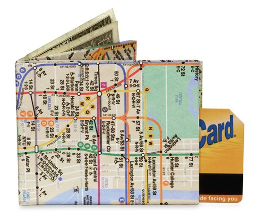 NYC Subway Mighty Wallet