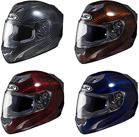 Carbon FS-15 Helmets
