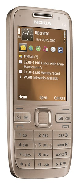 Nokia E52 Cellphone