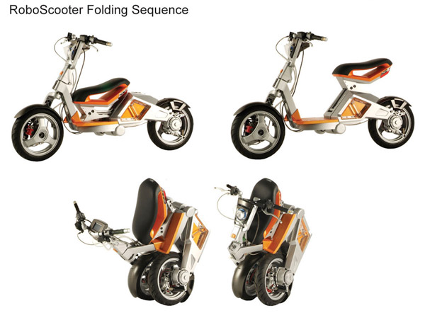 Concept: RoboScooter
