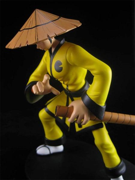 Cardboard Tube Samurai