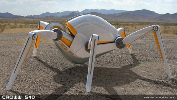 Croww 540 Robot