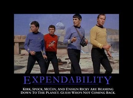 Trek Motivational Posters