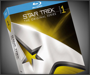 Blu-ray: Star Trek TOS