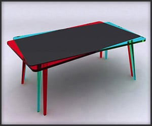 Stereovision Coffee Table