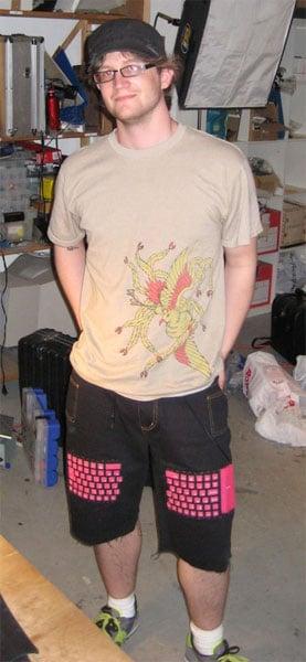 DIY: Keyboard Pants