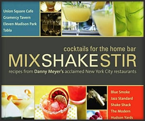 Book: Mix Shake Stir