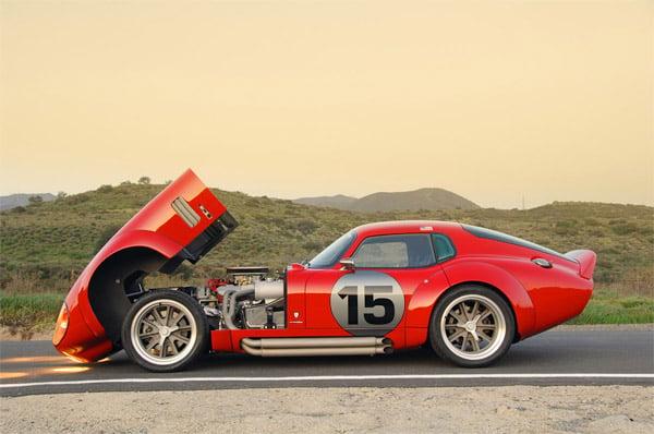 Shelby Daytona Le Mans