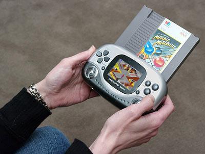 Retro Mini NES System