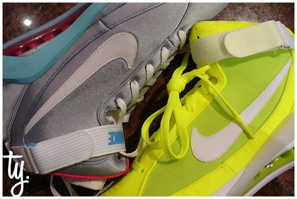 Nike Tennis Ball Shoes