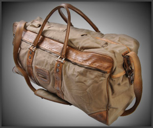 Shuttle Duffel Bag