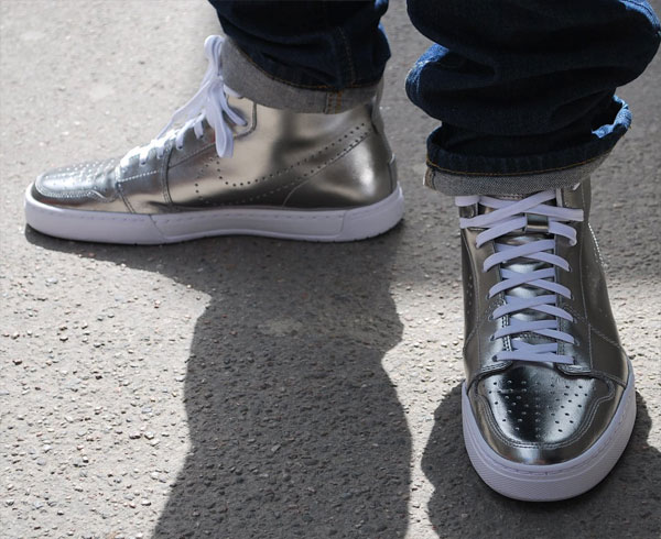 Nike Premium Metallics