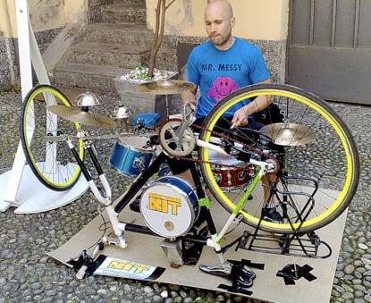 DIY:Traveling Drum Kit