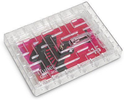 Gift Card Puzzle Vault