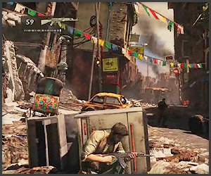 Gameplay: Uncharted 2