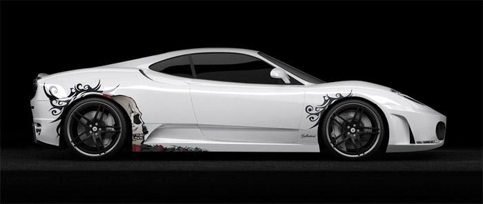 Ferrari F430 Calavera