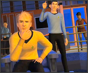 The Sims 3: Trek Parody