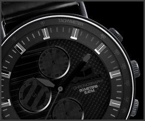 Vestal Surveyor Watch - The Awesomer