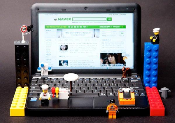 Lego USB Hubs