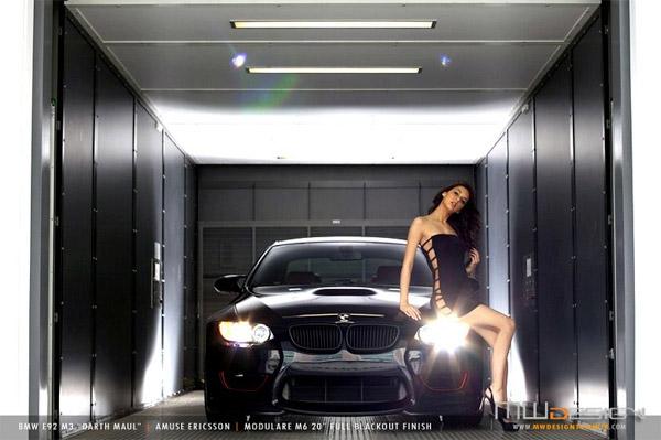 BMW M3 Darth Maul