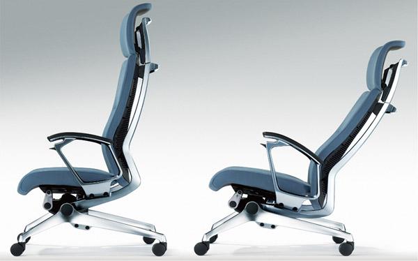 Okamura Low Seats
