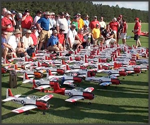 Video: 73 RC Airplanes