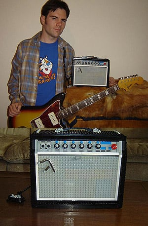 LEGO Fender Amp