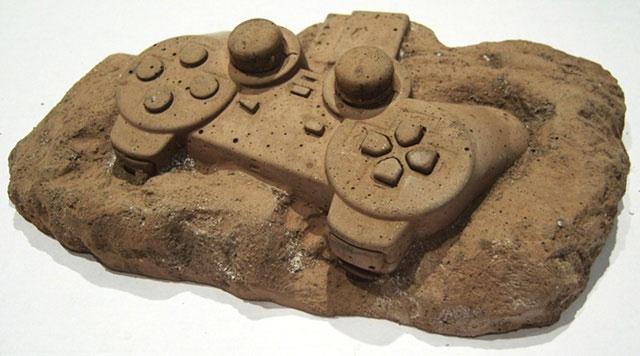Modern Fossils
