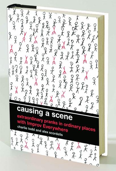 Book: Causing A Scene