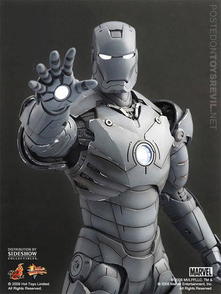 Iron Man Mark 3