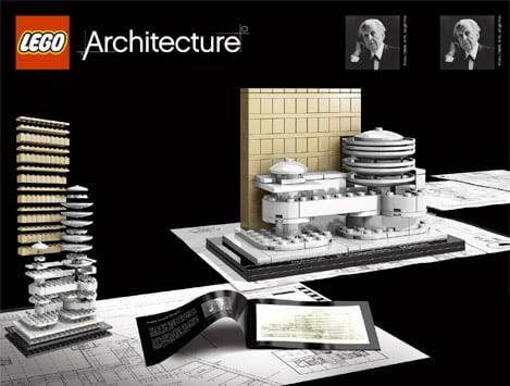LEGO: Architecture Series