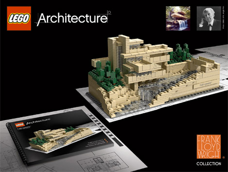 LEGO: Architecture Series