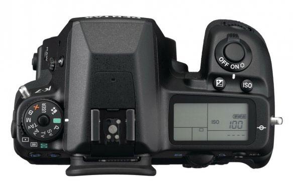 Pentax K-7 DSLR