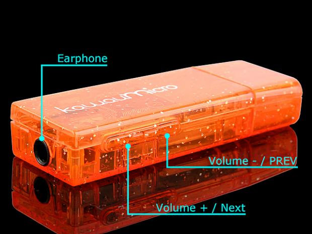 USB MP3/microSD Reader