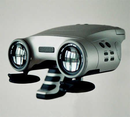 Concept: 3D Camcorder