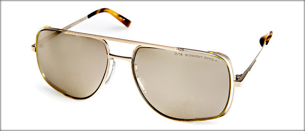 Dita Gold Series Sunglasses