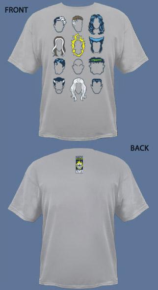 Super Cuts T-shirt
