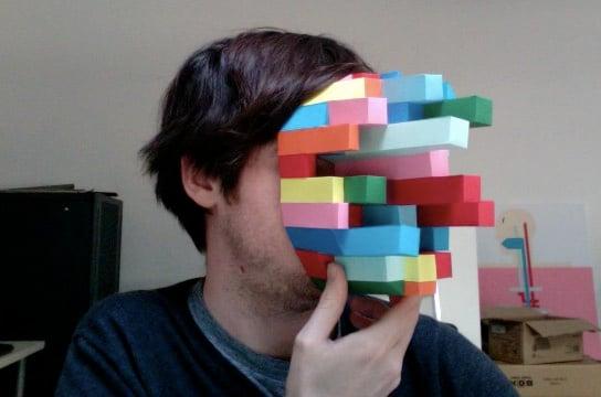 Paper Mask Prototype