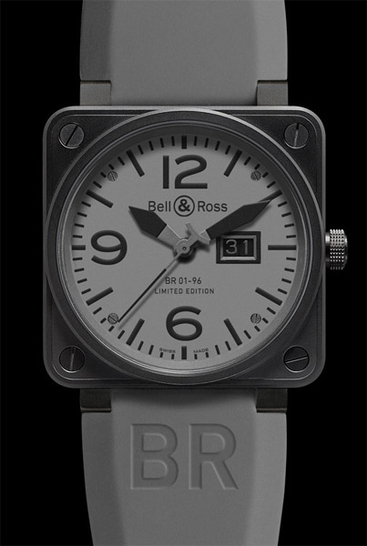 B&R 01 Commando Watch