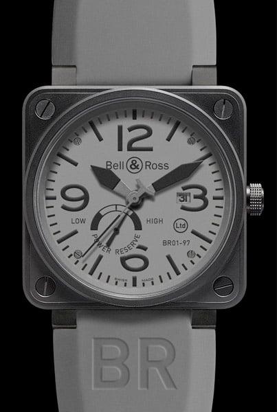 B&R 01 Commando Watch