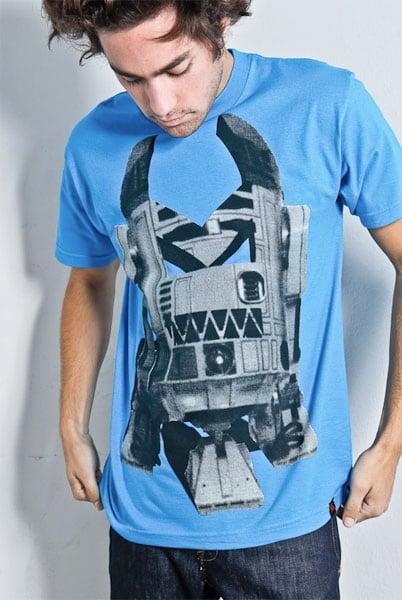Evil R2D2 T-shirt