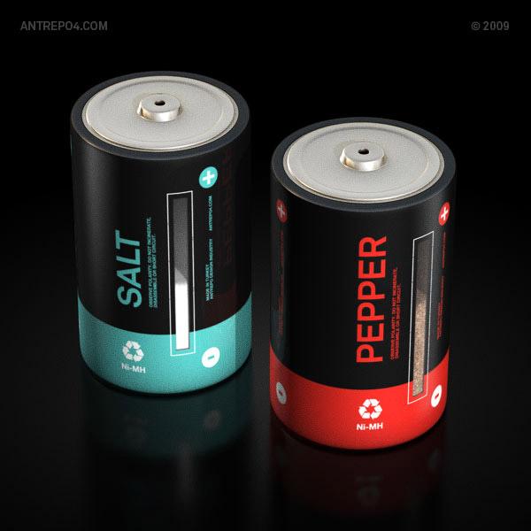 Concept: Salt&Pepper Cell
