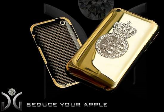 $108k iPhone Case