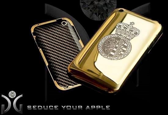 $108k iPhone Case