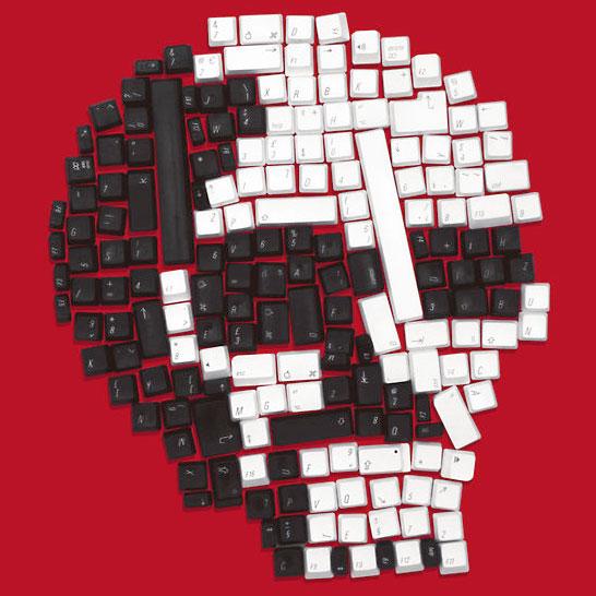 Key Skull T-shirt