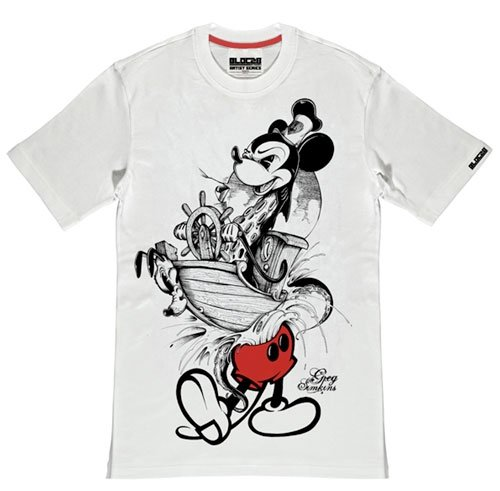 BLOC28 By Disney T-shirts