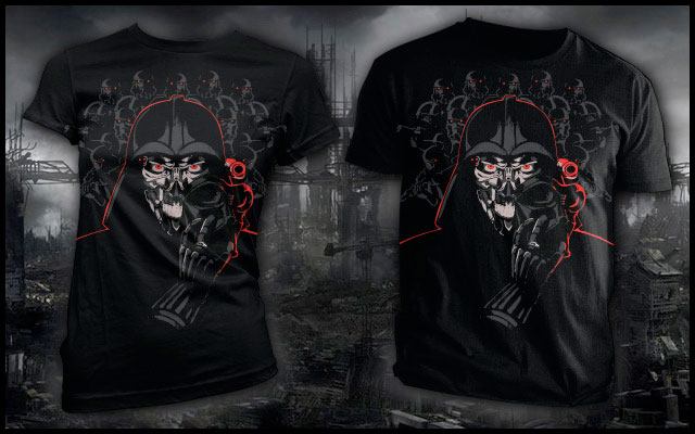 Terminated March T-shirt