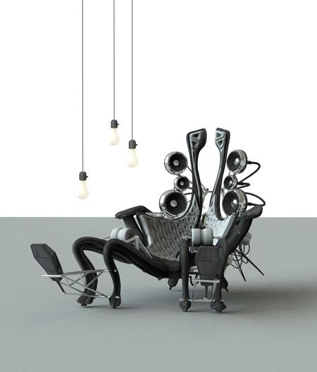 Autonomous Living Unit