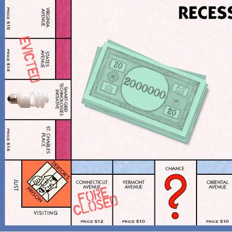 Monopoly: Recession Edition